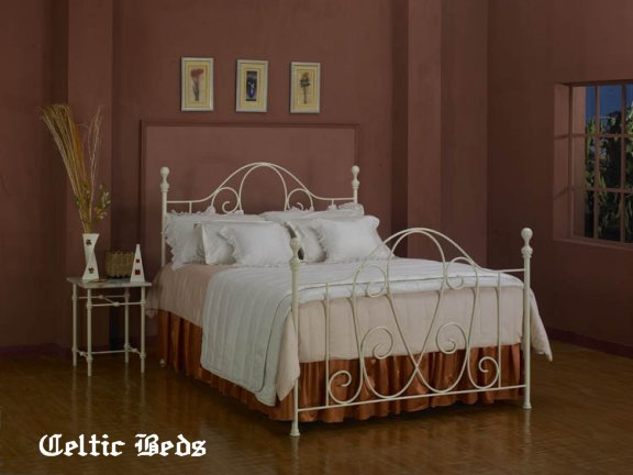 iron bed mulberry