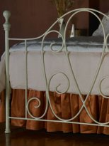 mulberry iron bed