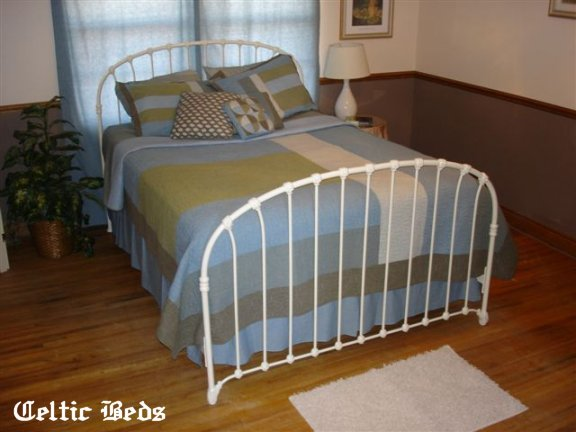 Iron Shannon bed